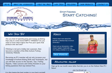 Inshore Fishing University